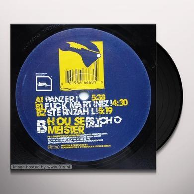 Housemeister PSYCHO (EP) Vinyl Record