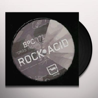 Tomas Andersson ROCKACID Vinyl Record