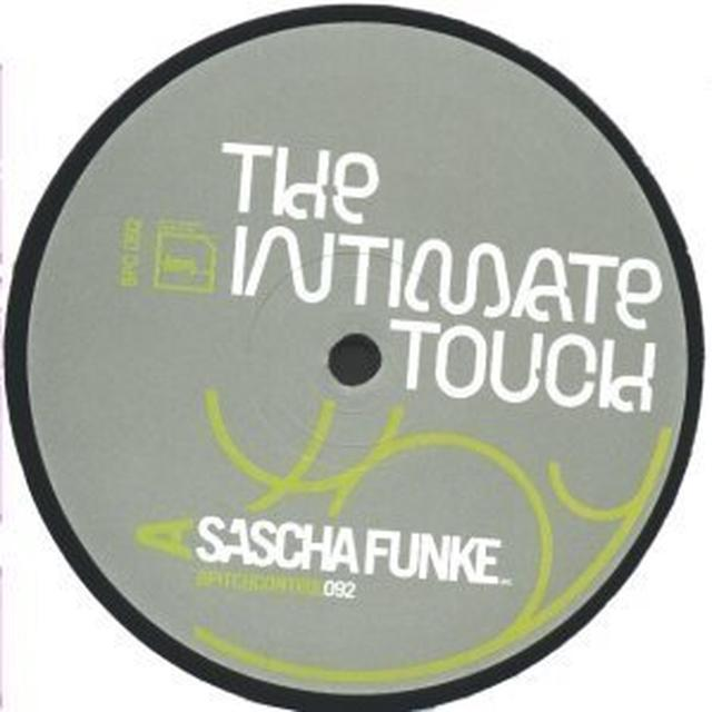 Sascha Funke INTIMATE TOUCH Vinyl Record