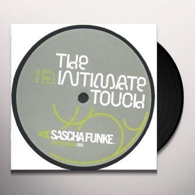 Sascha Funke INTIMATE TOUCH (EP) Vinyl Record