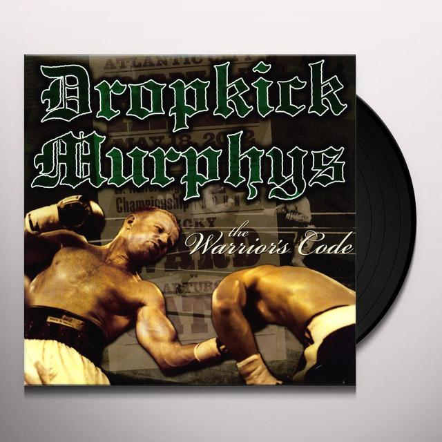 Dropkick Murphys WARRIORS CODE Vinyl Record