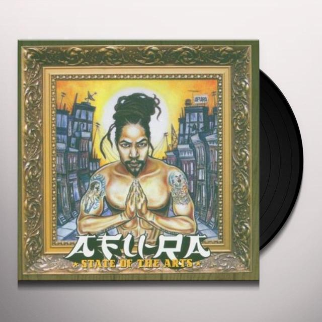 Afu-Ra STATE OF THE ARTS Vinyl Record
