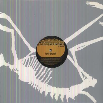 Perceptionists BLACK DIALOGUE / 5 O'CLOCK / CHAMPION SCRATCH Vinyl Record