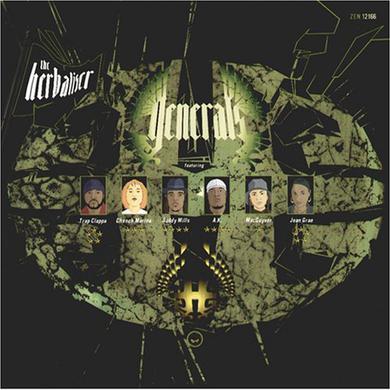 Jean / Generals Herbaliser / Grae GENERALS Vinyl Record