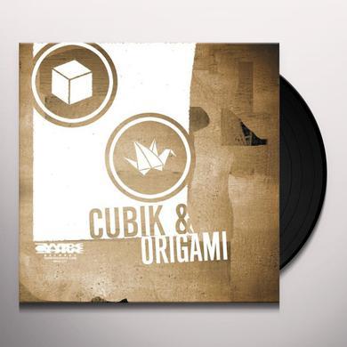 CUBIK & ORIGAMI EP 2 Vinyl Record