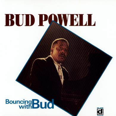 Bud Powell BOUNCIN WITH BUD Vinyl Record