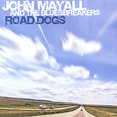 John Mayall & The Bluesbreakers ROAD DOGS CD