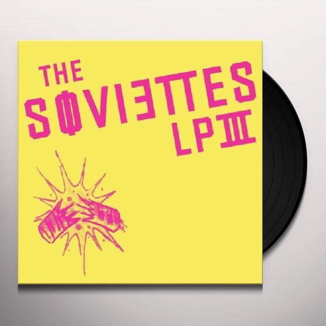 Soviettes III Vinyl Record