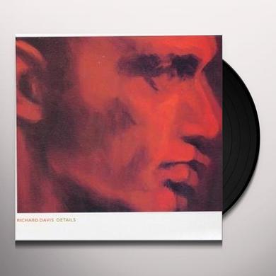 Richard Davis DETAILS Vinyl Record