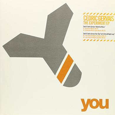 Cedric Gervais EXPERIMENT EP Vinyl Record