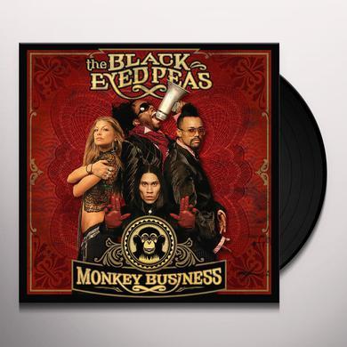 Black Eyed Peas MONKEY BUSINESS Vinyl Record