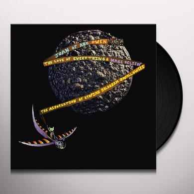 ASSOCIATION OF UTOPIAN HOLOGRAM SWALLOWERS / VAR Vinyl Record