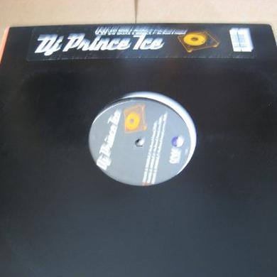Dj Prince Ice LAST SONG (X3) / SHAKE & WIGGLE (X3) Vinyl Record