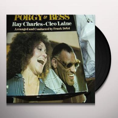 Ray Charles PORGY & BESS Vinyl Record - 200 Gram Edition