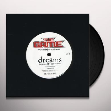 The Game DREAMS (X4) Vinyl Record