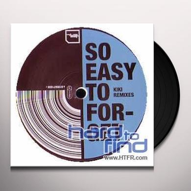 Kiki EASY TO FORGET REMIXES (EP) Vinyl Record