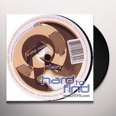 Miwon BROTHER MOLE Vinyl Record