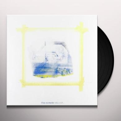 Remote Viewer LET YOUR HEART DRAW A LINE Vinyl Record
