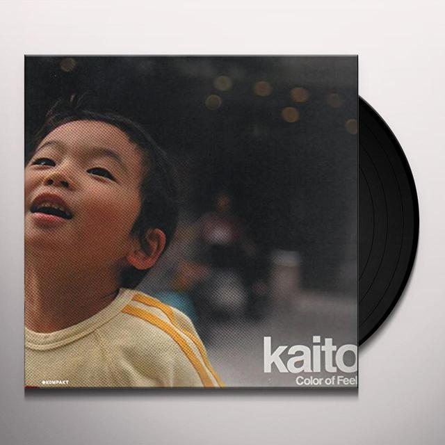Kaito COLOR OF FEELS Vinyl Record
