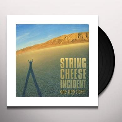 String Cheese Incident ONE STEP CLOSER Vinyl Record