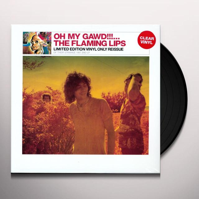 The Flaming Lips OH MY GAWD Vinyl Record