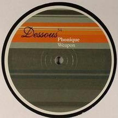 Phonique WEAPON Vinyl Record