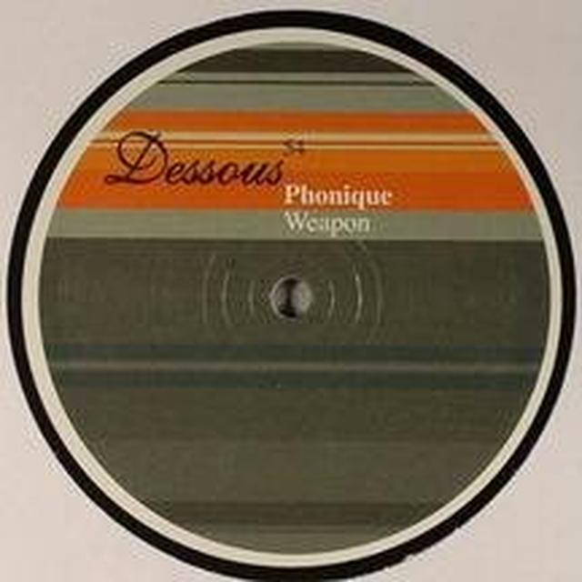 Phonique WEAPON Vinyl Record