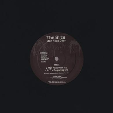 Slits MAN NEXT DOOR Vinyl Record