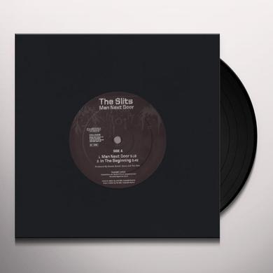 Slits MAN NEXT DOOR Vinyl Record - Limited Edition