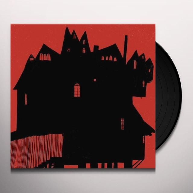 Windsor For The Derby GIVING UP THE GHOST Vinyl Record