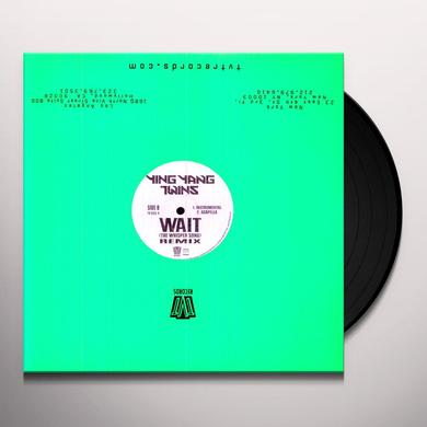 Ying Yang Twins WAIT (WHISPER SONG) REMIX Vinyl Record - Remix