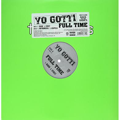 Yo Gotti FULL TIME Vinyl Record