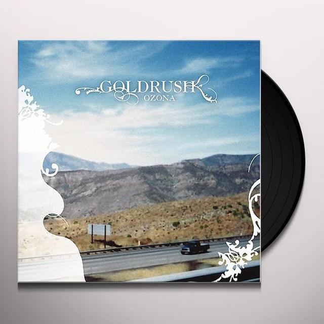 Goldrush OZONA Vinyl Record