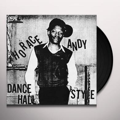Horace Andy DANCE HALL STYLE Vinyl Record - Reissue