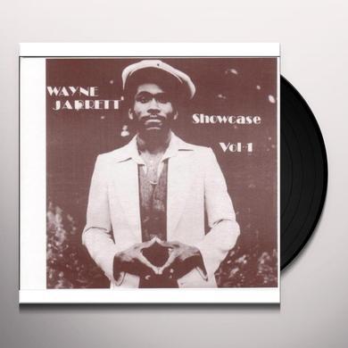 Wayne Jarret SHOWCASE 1 Vinyl Record