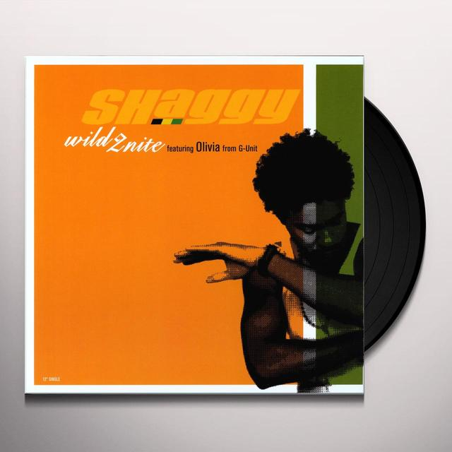 Shaggy WILD 2NITE (X5) Vinyl Record