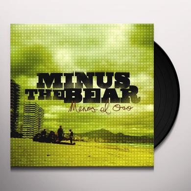 Minus The Bear MENOS EL OSO Vinyl Record