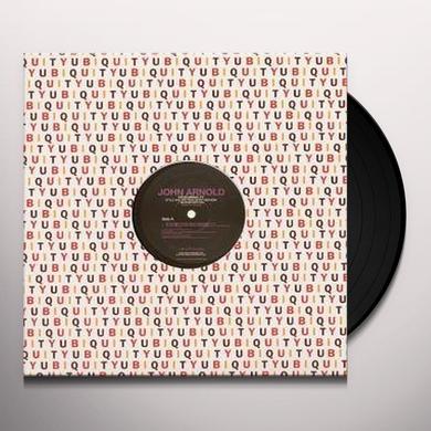 John Arnold STYLE & PATTERN PLUS MOONSTARR REMIX Vinyl Record