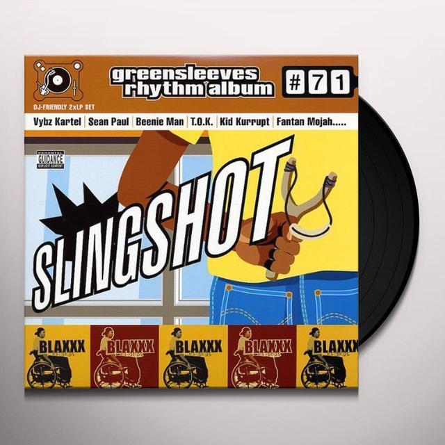 SLINGSHOT / VARIOUS Vinyl Record