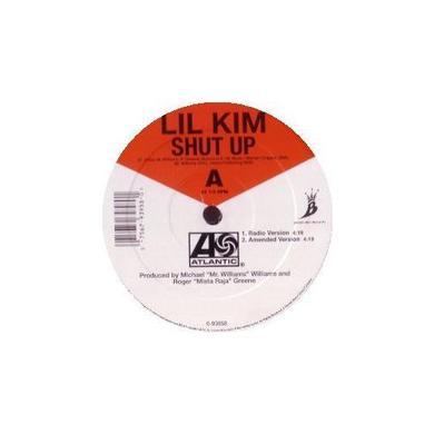 Lil Kim SHUT UP Vinyl Record
