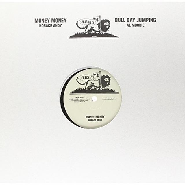 Horace Andy MONEY MONEY Vinyl Record