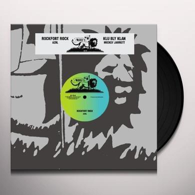 Azul ROCKFORT ROCK (EP) Vinyl Record
