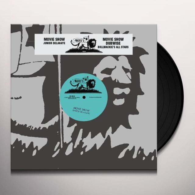 Junior Delahaye MOVIE SHOW Vinyl Record
