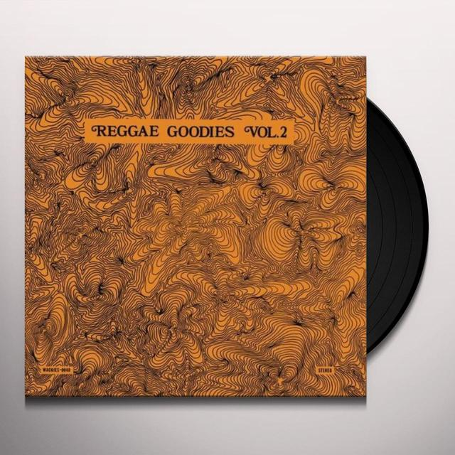 Wackies REGGAE GOODIES 2 Vinyl Record