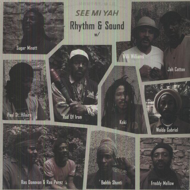 Rhythm & Sound SEE MI YA Vinyl Record