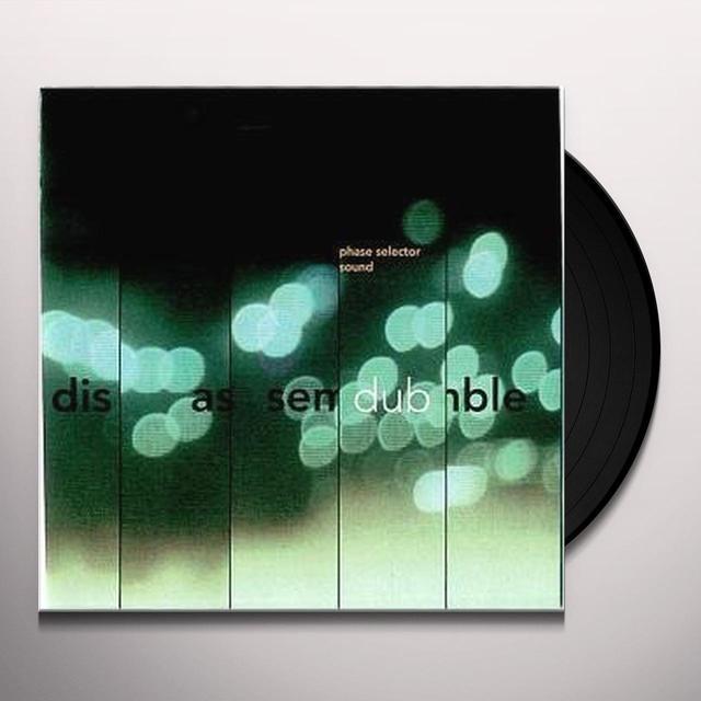 Phase Selector Sound DISASSEMBLE DUB Vinyl Record