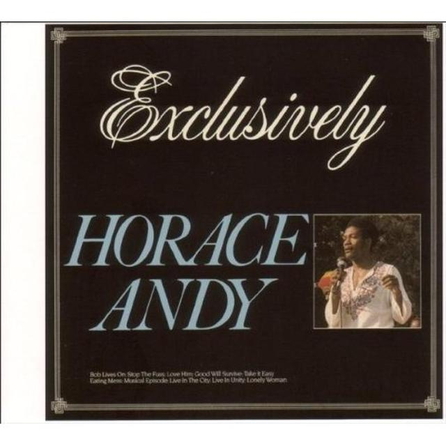 Horace Andy EXCLUSIVELY Vinyl Record