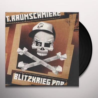 T Raumschmiere BLITZKRIEG POP Vinyl Record - Limited Edition
