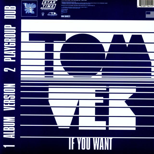 Tom Vek I AIN'T SAYING MY GOODBYES (X4) Vinyl Record
