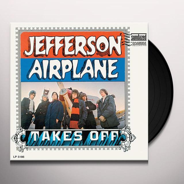 Jefferson Airplane TAKES OFF Vinyl Record